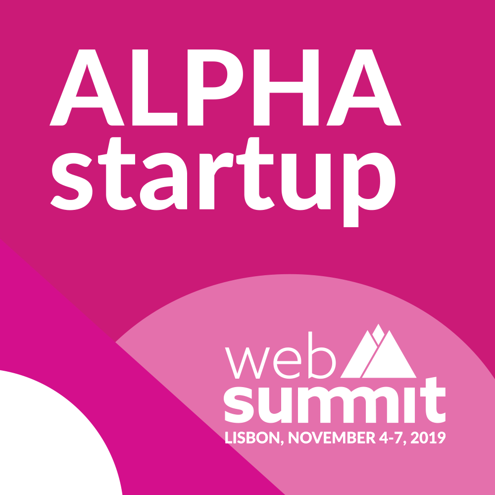 Alpha Startup at Web Summit 2019 - Sprint CV